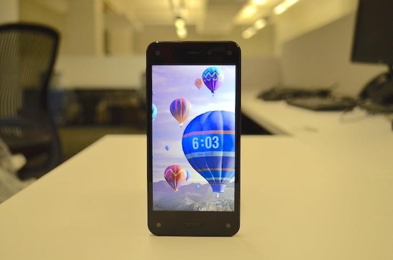 Amazon Fire Phone review: Excellent for Amazon shopping and media services, but not a great smartphone