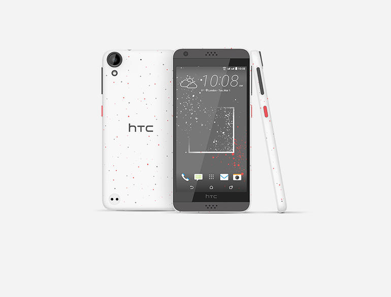 HTC's low-cost micro-splash Desire 530 coming to US carriers