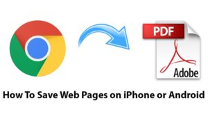 How to save web pages on iPhone or Android to read them later [Guide]