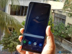 How to take a screenshot on Samsung Galaxy S9+ [Guide]