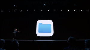 How to scan documents in Files app on iOS 13