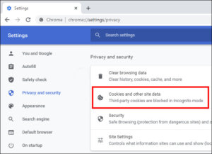 How to opt out of Google FLoC in Chrome browser