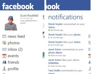 Facebook for Windows Phone gets updated to version 2.3