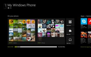 Windows Phone 8 syncing app for Windows 8 and RT released in Microsoft Store