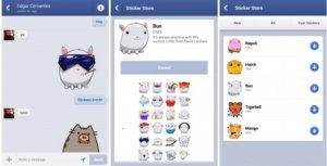 Stickers: The New Trend in the Social Messaging