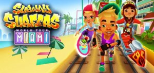 Subway Surfers: World Tour Miami released for Windows, Android and iOS