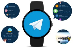 Messaging app Telegram now available on Android Wear 2.0
