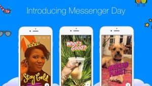 Messenger Day is Facebook's latest attempt at copying Snapchat