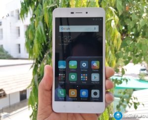Xiaomi Redmi 4A Hands-on [Images]