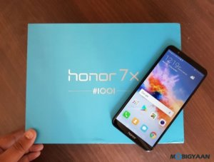 Honor 7X Hands-on [Images]