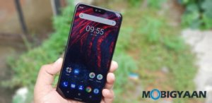 Nokia 6.1 Plus Hands-on [Images]