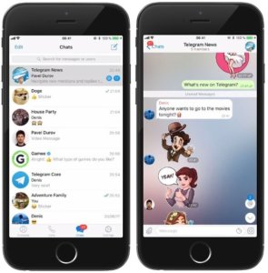 Latest update brings better replies, favorite stickers and more to Telegram