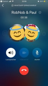 WhatsApp reportedly rolls out group audio calling for iPhone users