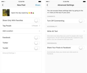 Instagram to describe photos using object recognition technology for visually impaired
