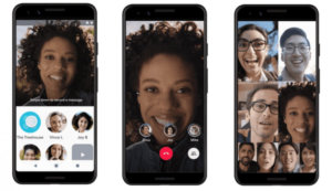 Google Duo now supports 12 participants in a single group call