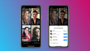 Instagram announces Live Rooms that allows four people go live at once