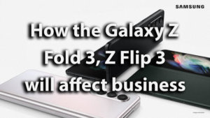 10 reasons to upgrade from Samsung's Galaxy Z Fold 2 to the Z Fold 3