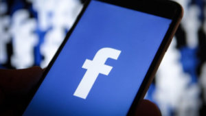 How to switch accounts in Facebook app