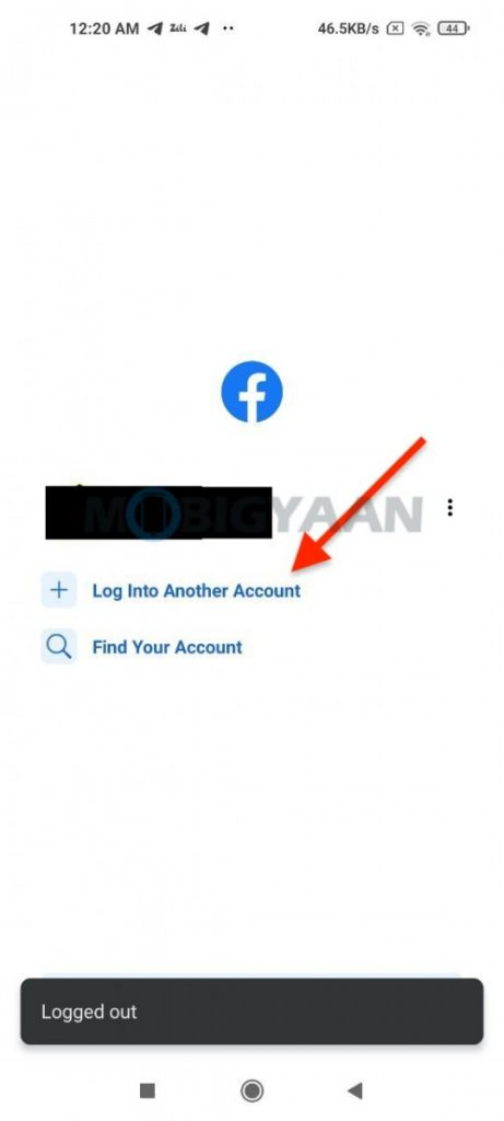 How-to-switch-accounts-in-Facebook-app-3-461x1024