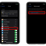 How to create a private email address using Hide My Email in iOS 15