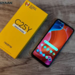 realme C25Y Hands-On and First Impressions