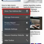 How to change address bar location in Safari on iPhone