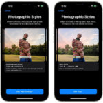 How to use Photographic Styles in Apple iPhone 13 series